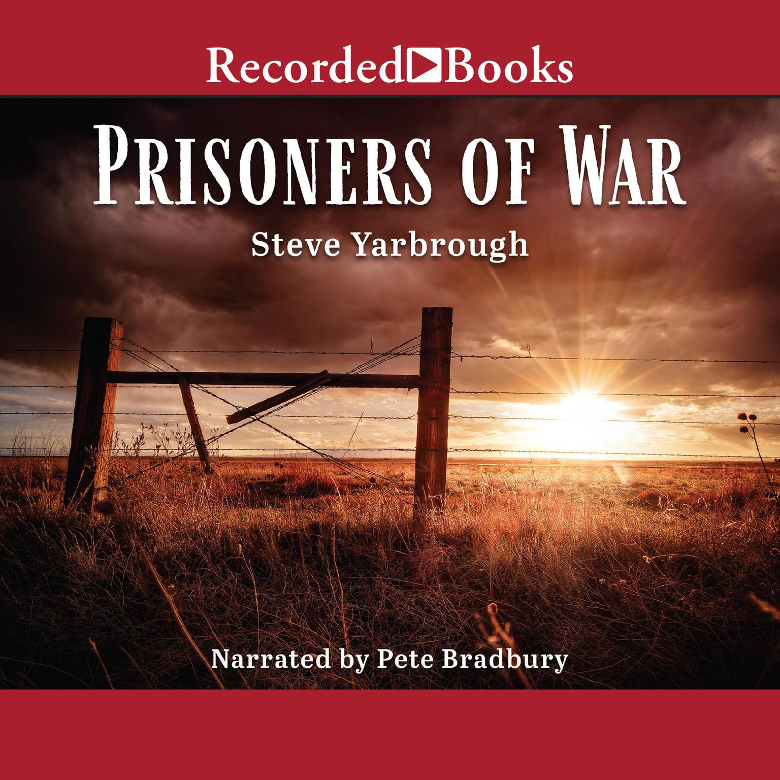Printable Prisoners of War Audiobook Cover Art