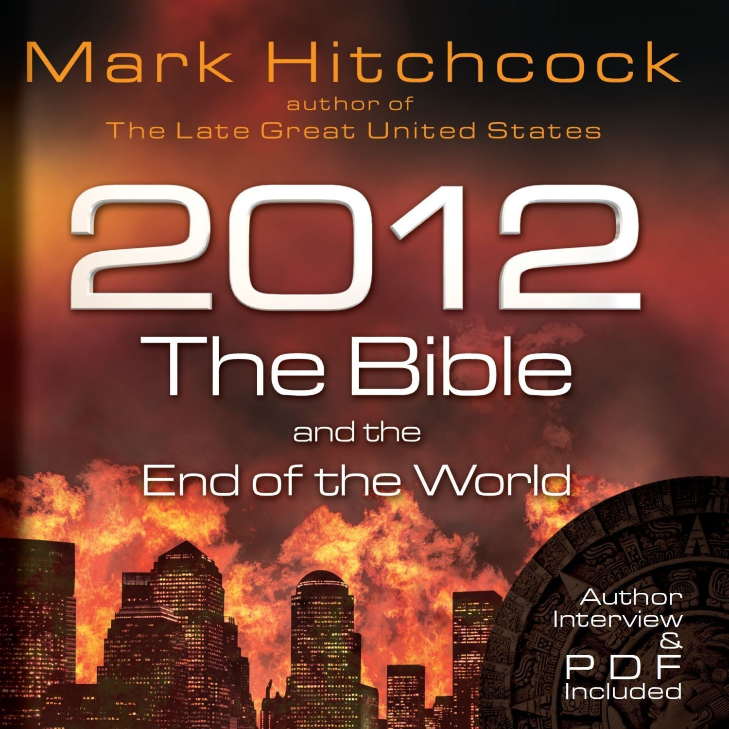 Printable 2012, the Bible, and the End of the World Audiobook Cover Art