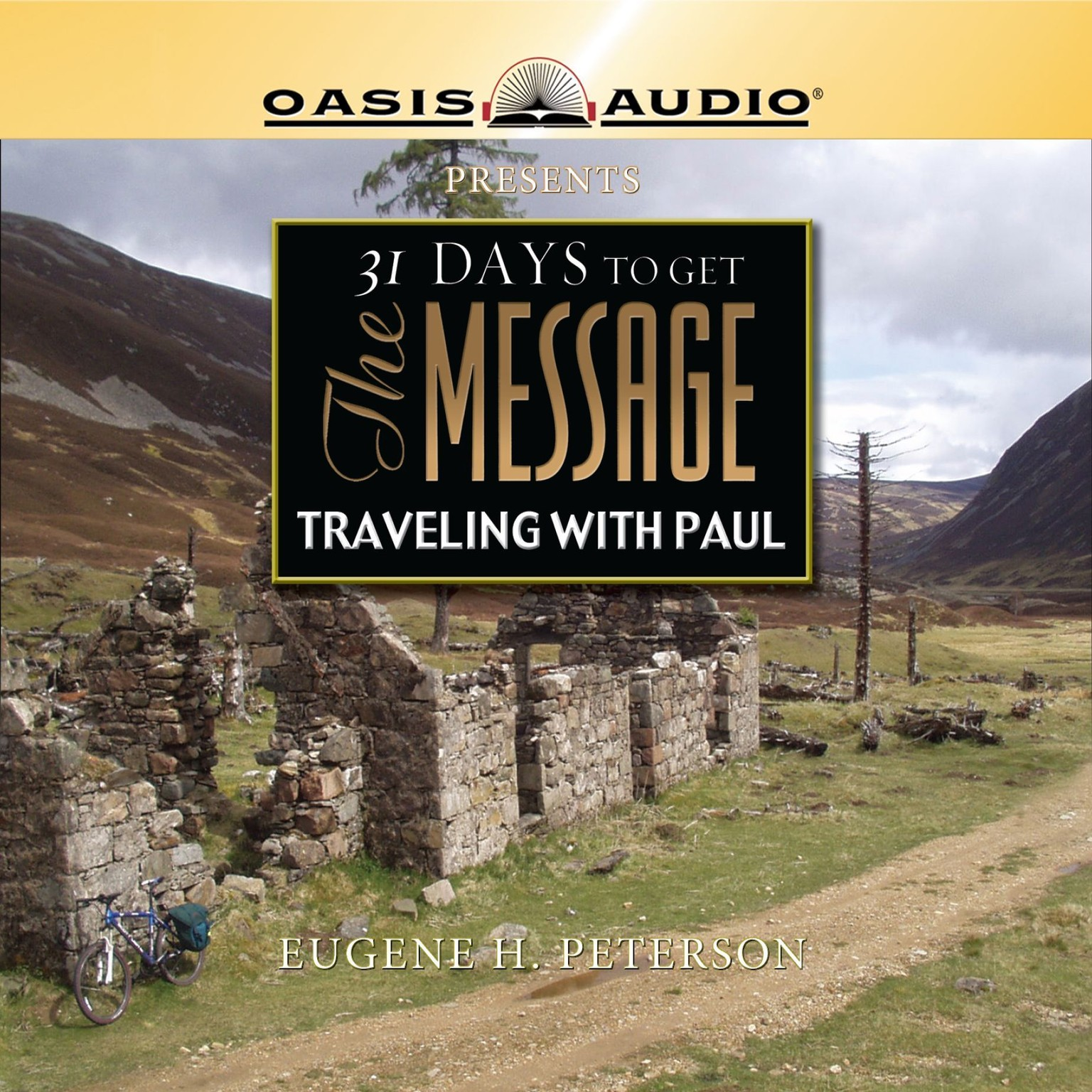 Printable 31 Days To Get The Message: Traveling with Paul Audiobook Cover Art