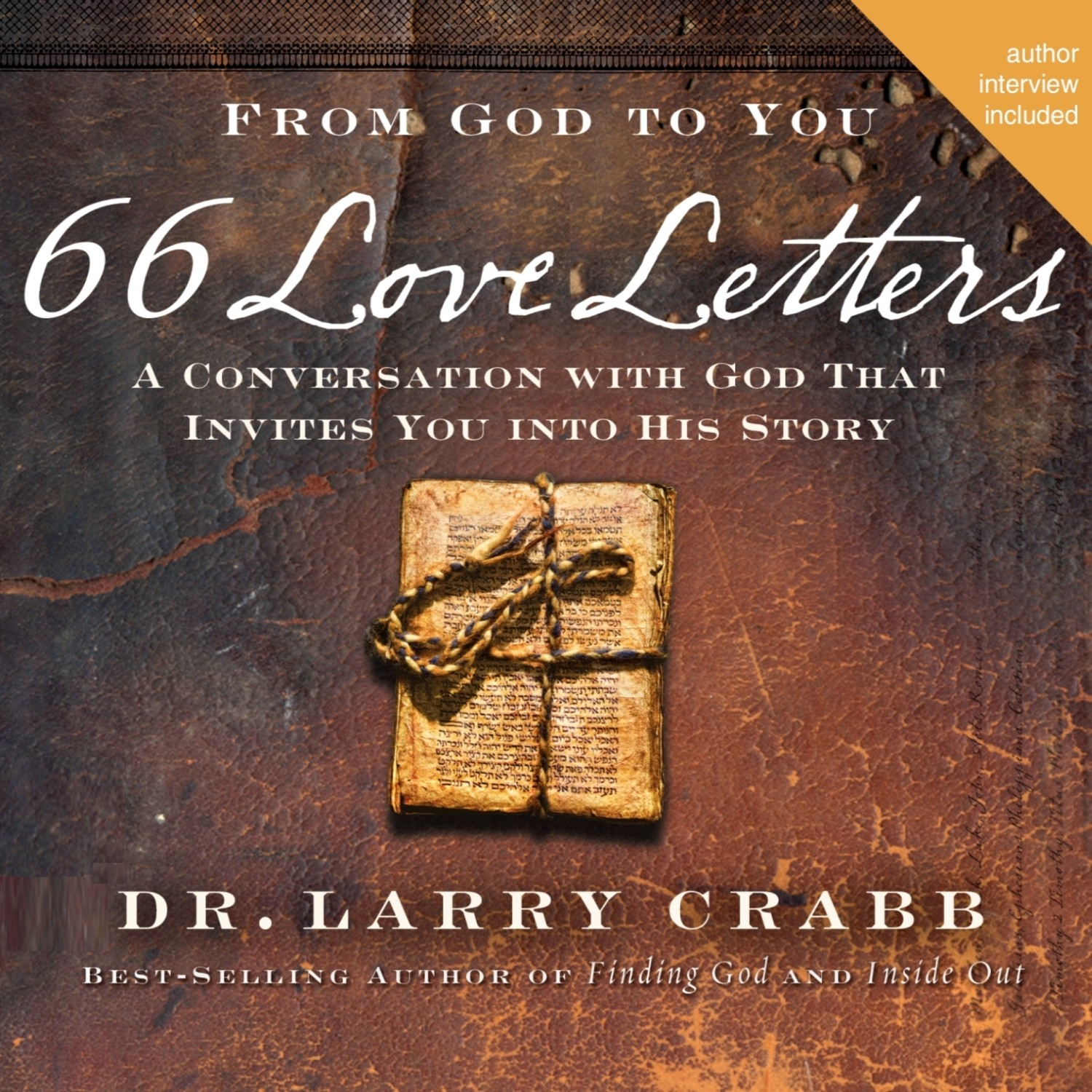 Printable 66 Love Letters: A Conversation with God That Invites You into His Story Audiobook Cover Art