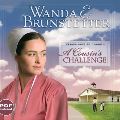 A Cousins Challenge Audiobook, by Wanda E. Brunstetter