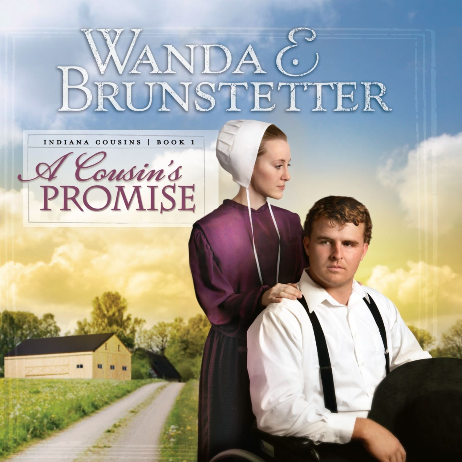 Printable A Cousin's Promise Audiobook Cover Art