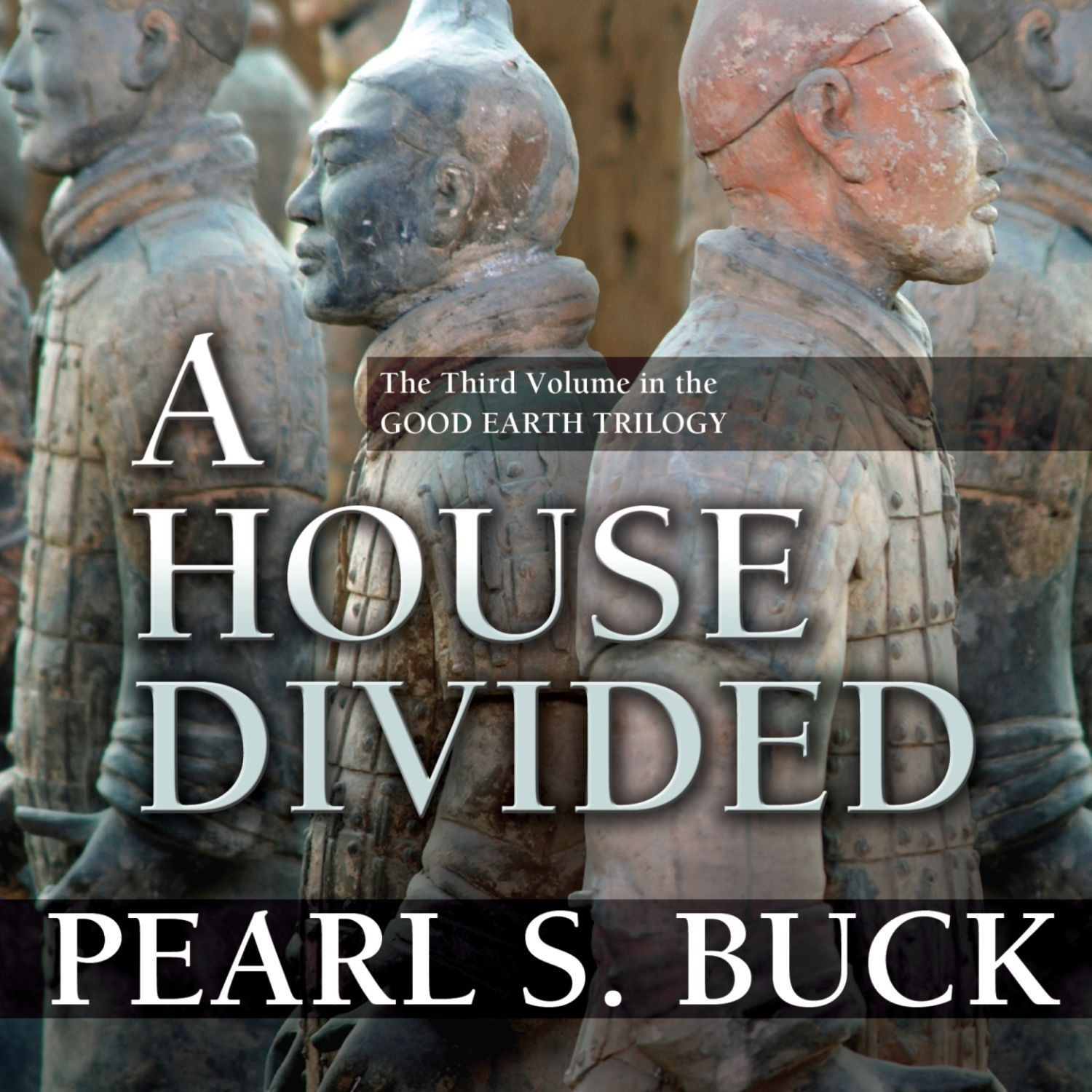 Printable A House Divided Audiobook Cover Art