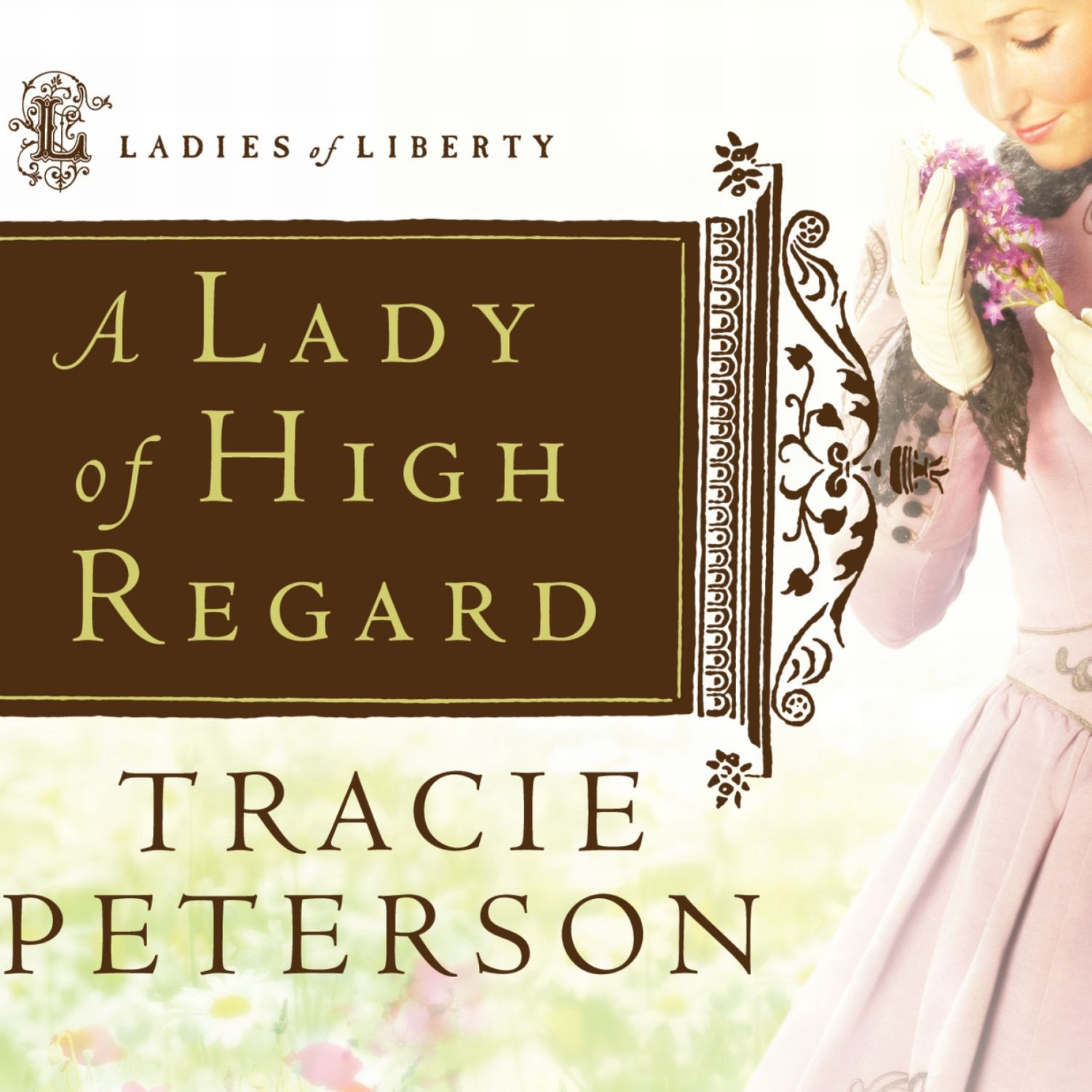 Printable A Lady of High Regard Audiobook Cover Art