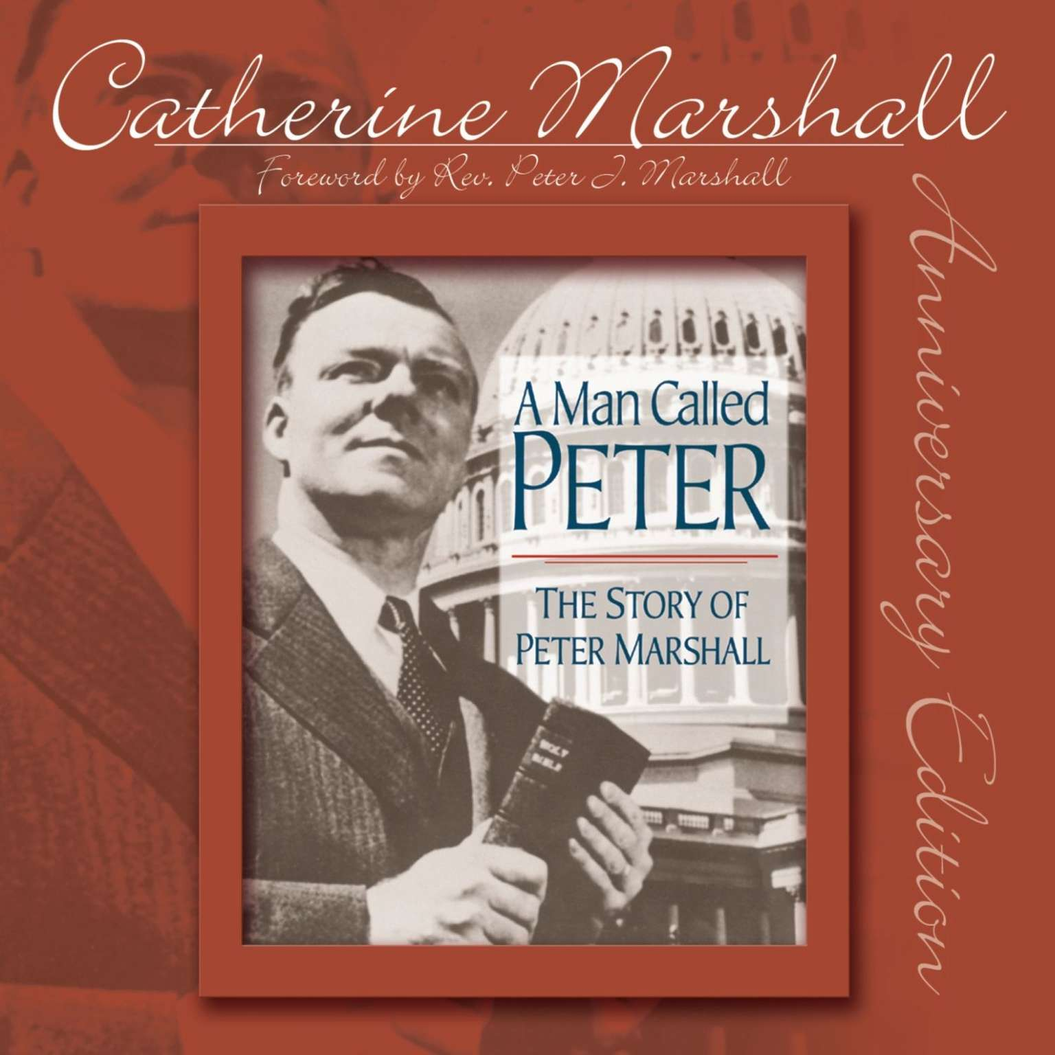 Printable A Man Called Peter: The Story of Peter Marshall Audiobook Cover Art