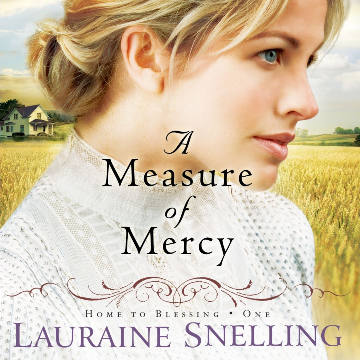 Printable A Measure of Mercy Audiobook Cover Art