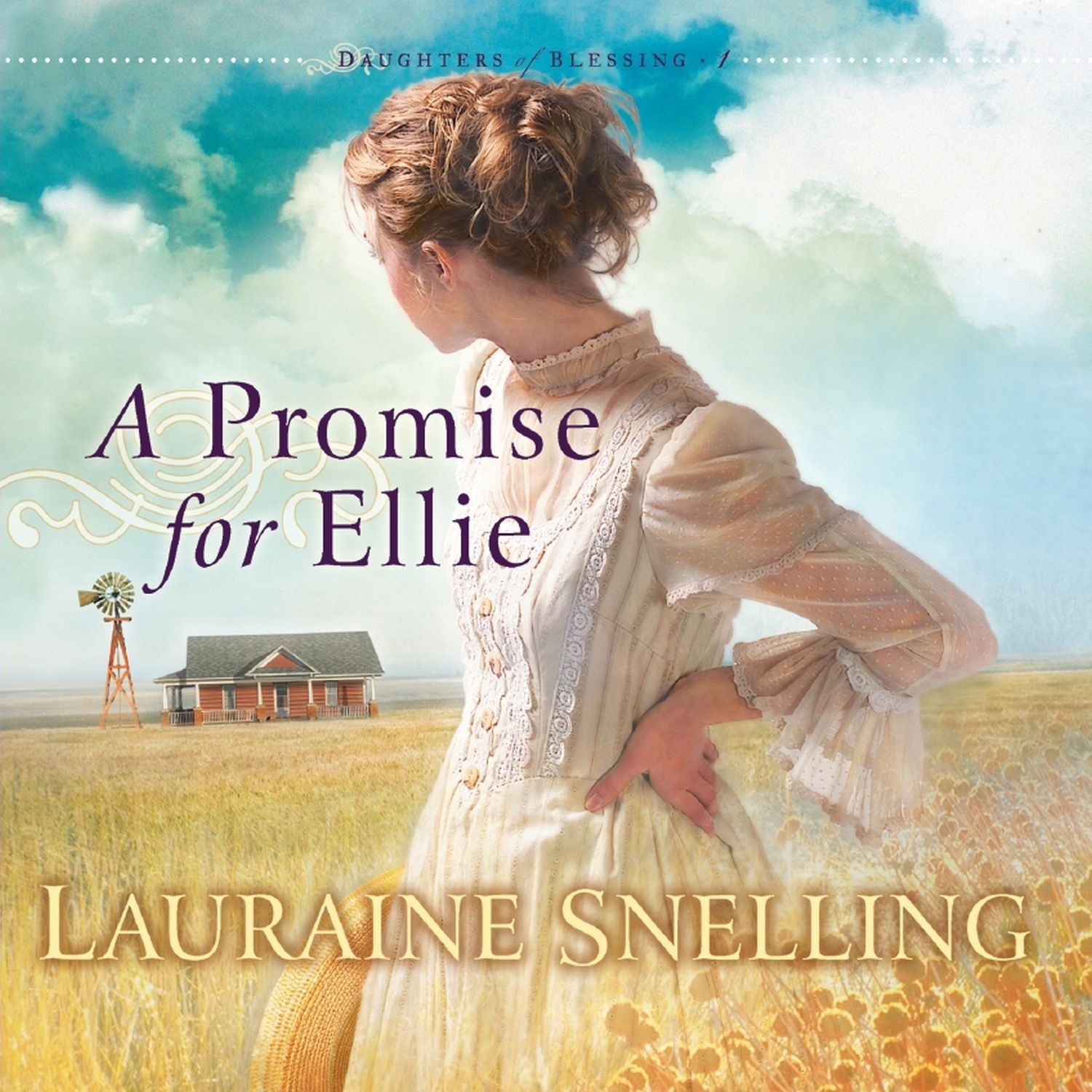 Printable A Promise for Ellie Audiobook Cover Art