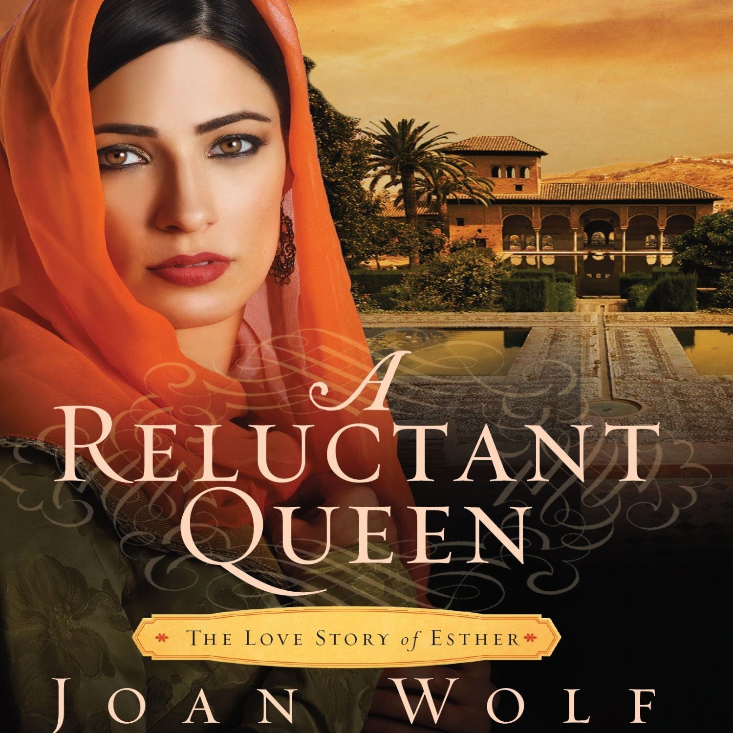 Printable A Reluctant Queen: The Love Story of Esther Audiobook Cover Art