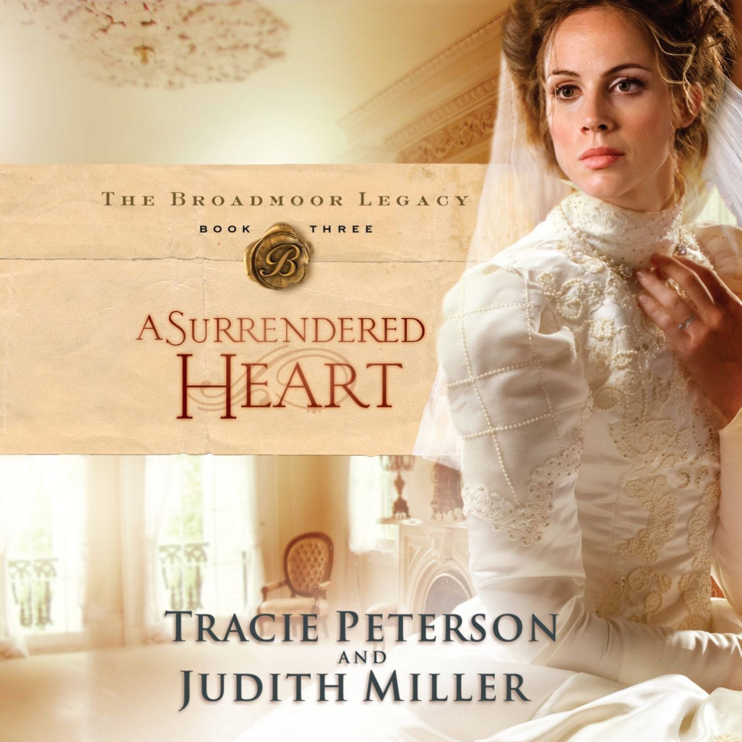 Printable A Surrendered Heart Audiobook Cover Art