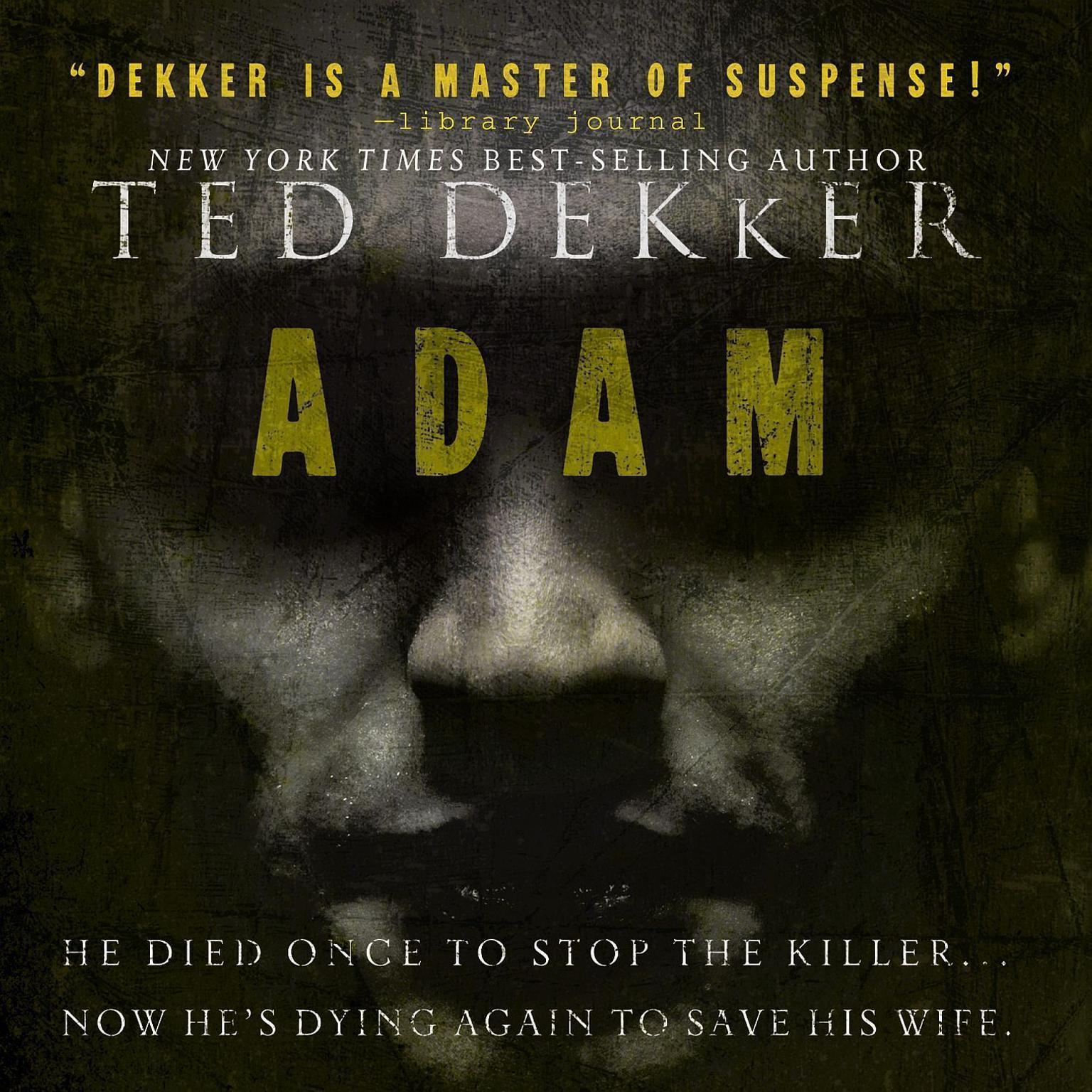Printable Adam Audiobook Cover Art