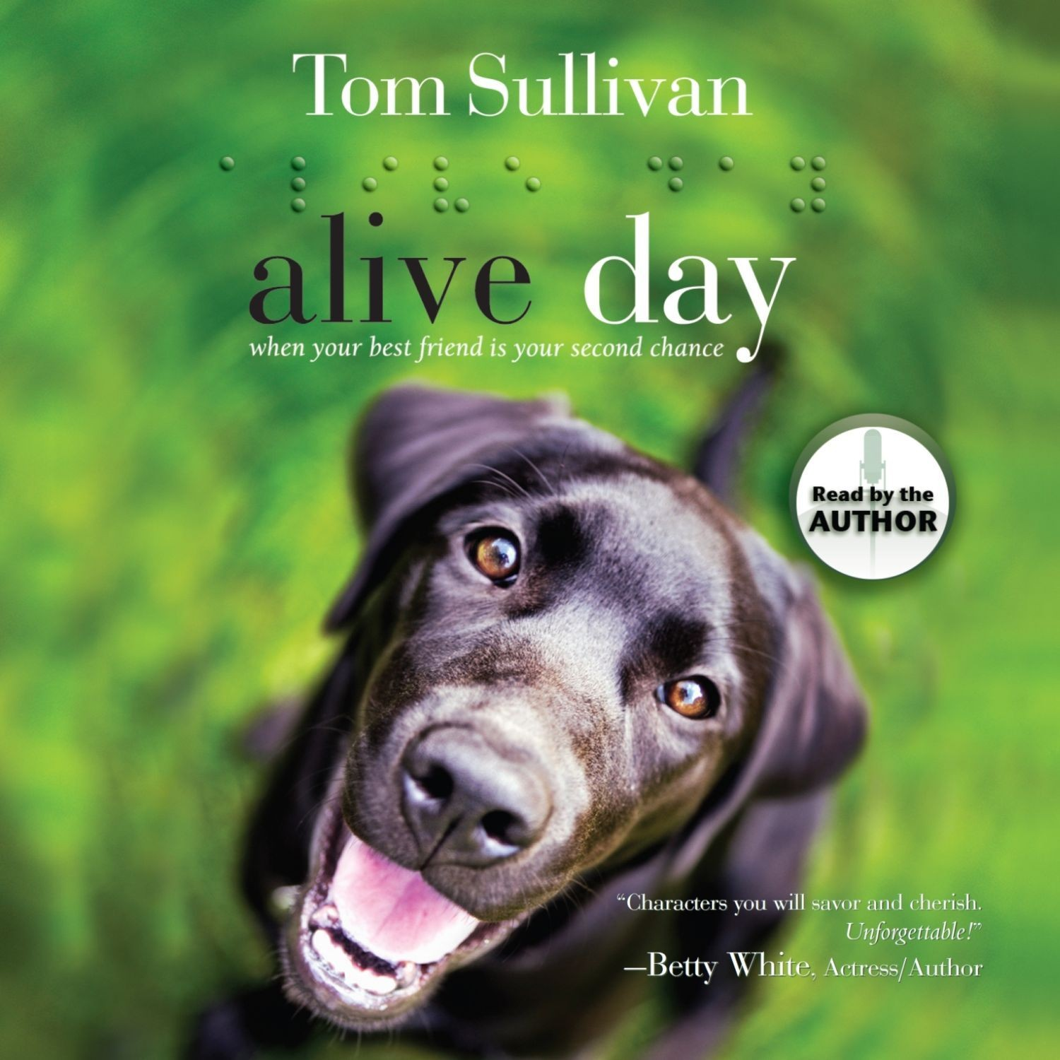 Printable Alive Day: A Story of Love and Loyalty Audiobook Cover Art