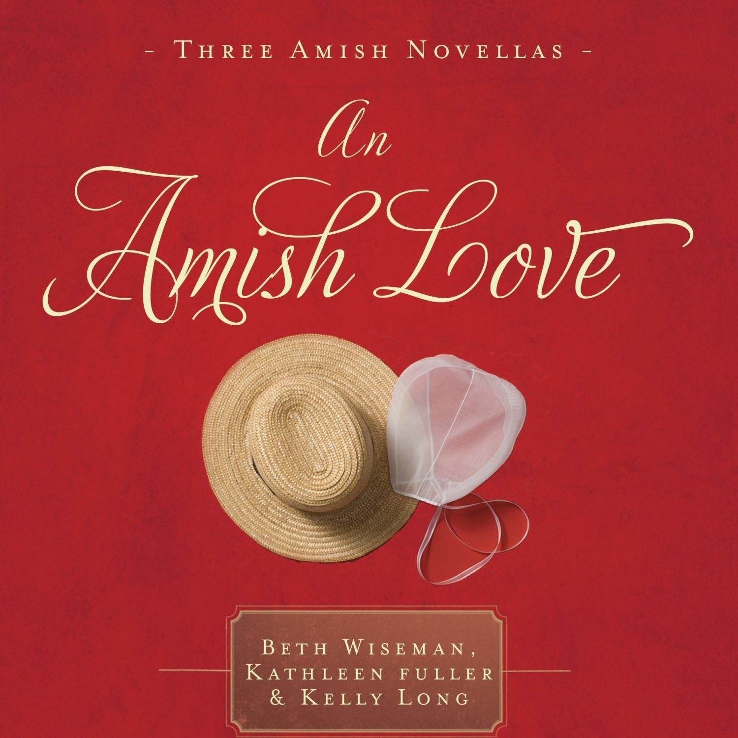 Printable An Amish Love Audiobook Cover Art
