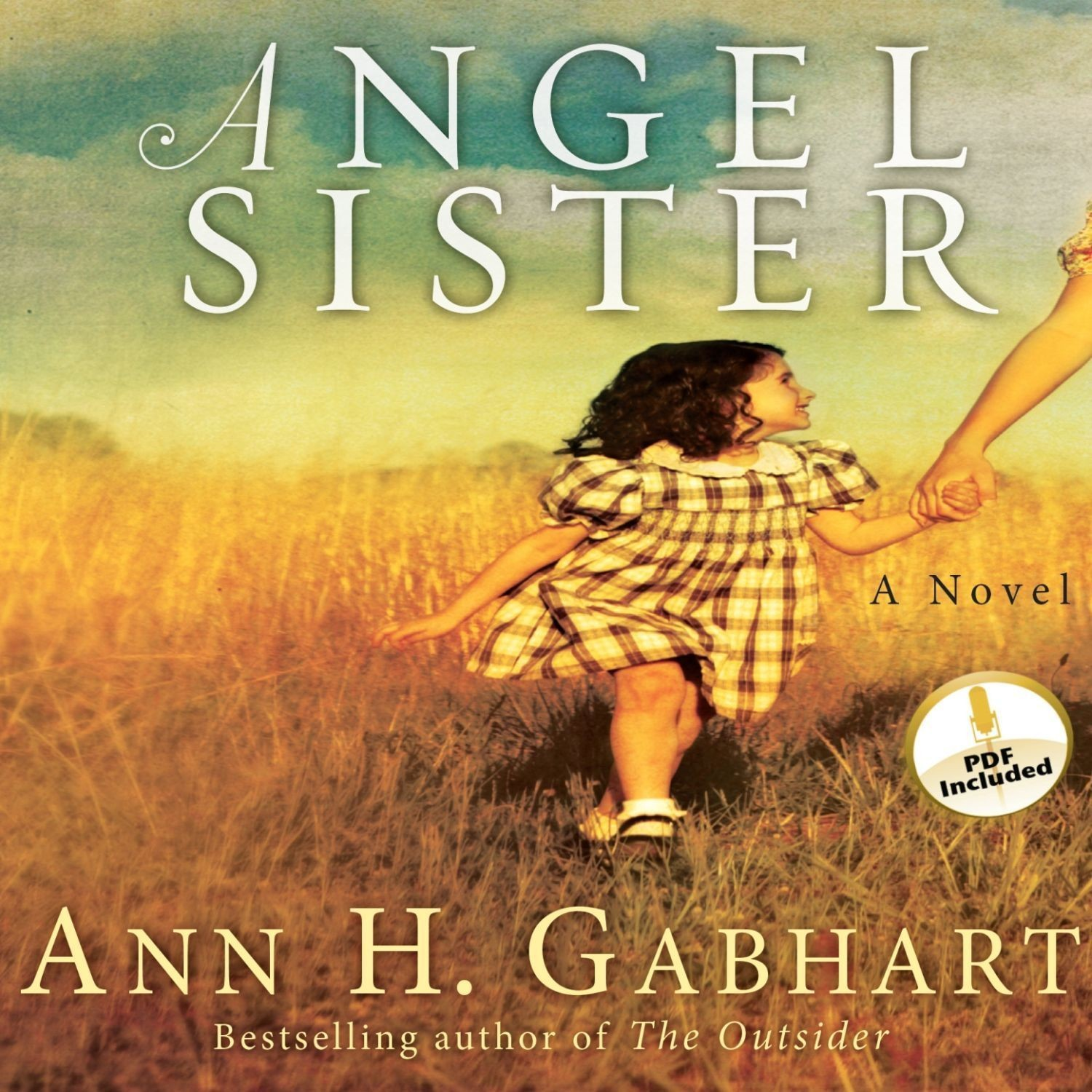 Printable Angel Sister: A Novel Audiobook Cover Art