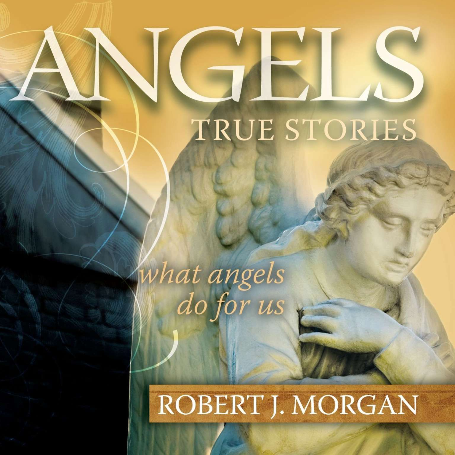 Printable Angels Audiobook Cover Art