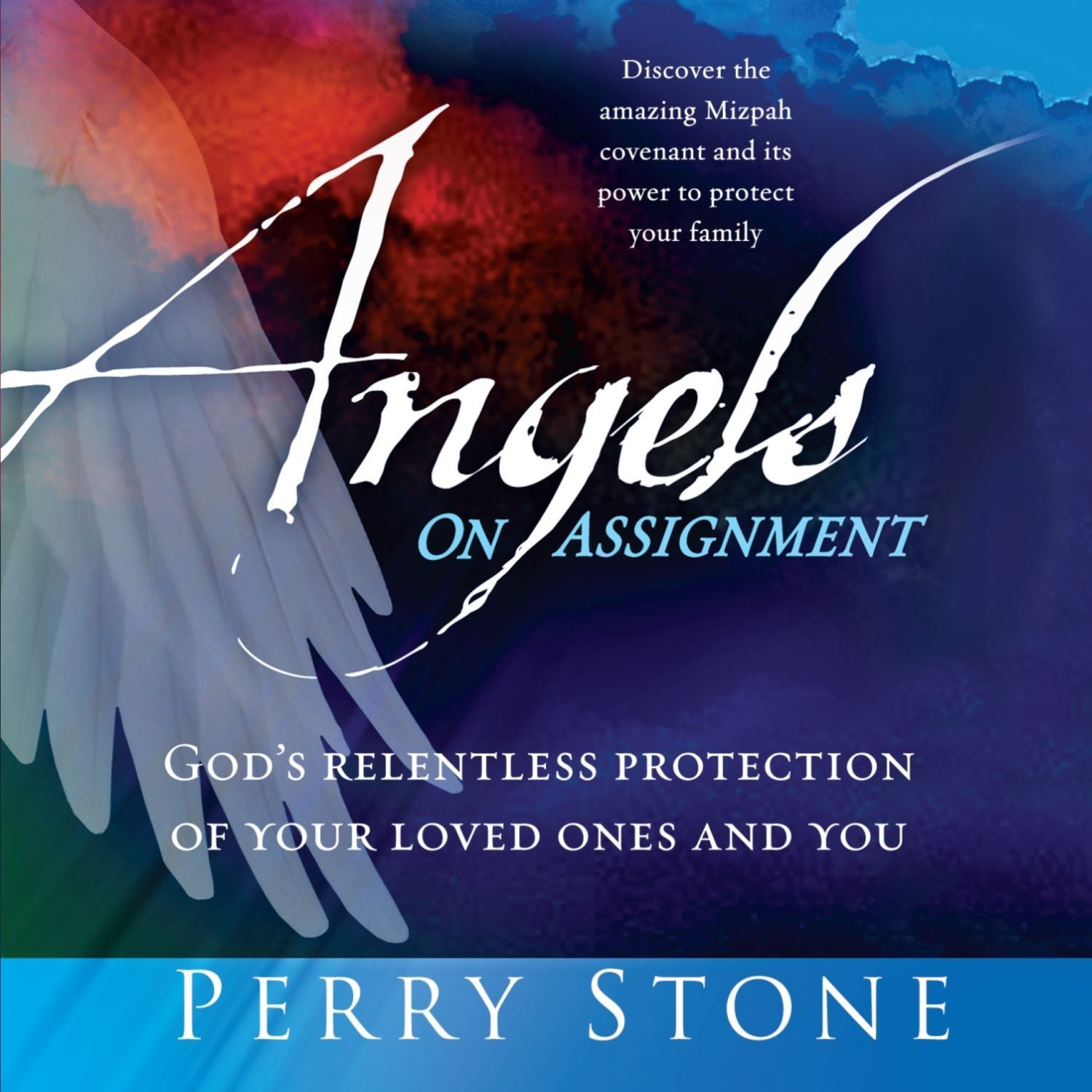 Printable Angels on Assignment Audiobook Cover Art