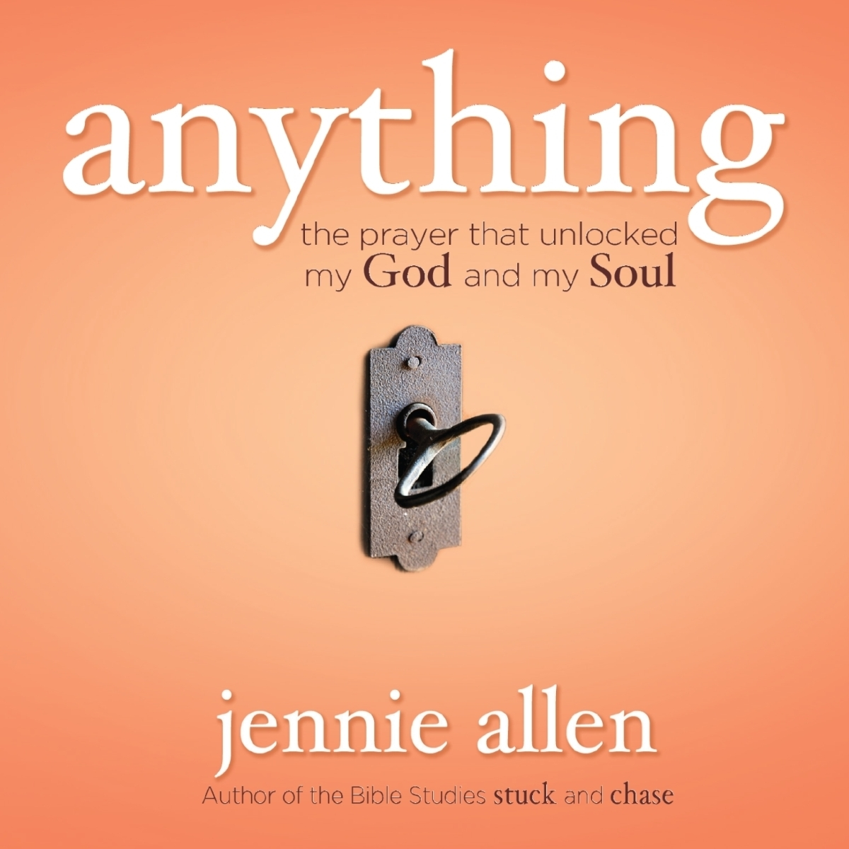 Printable Anything: The Prayer That Unlocked My God and My Soul Audiobook Cover Art