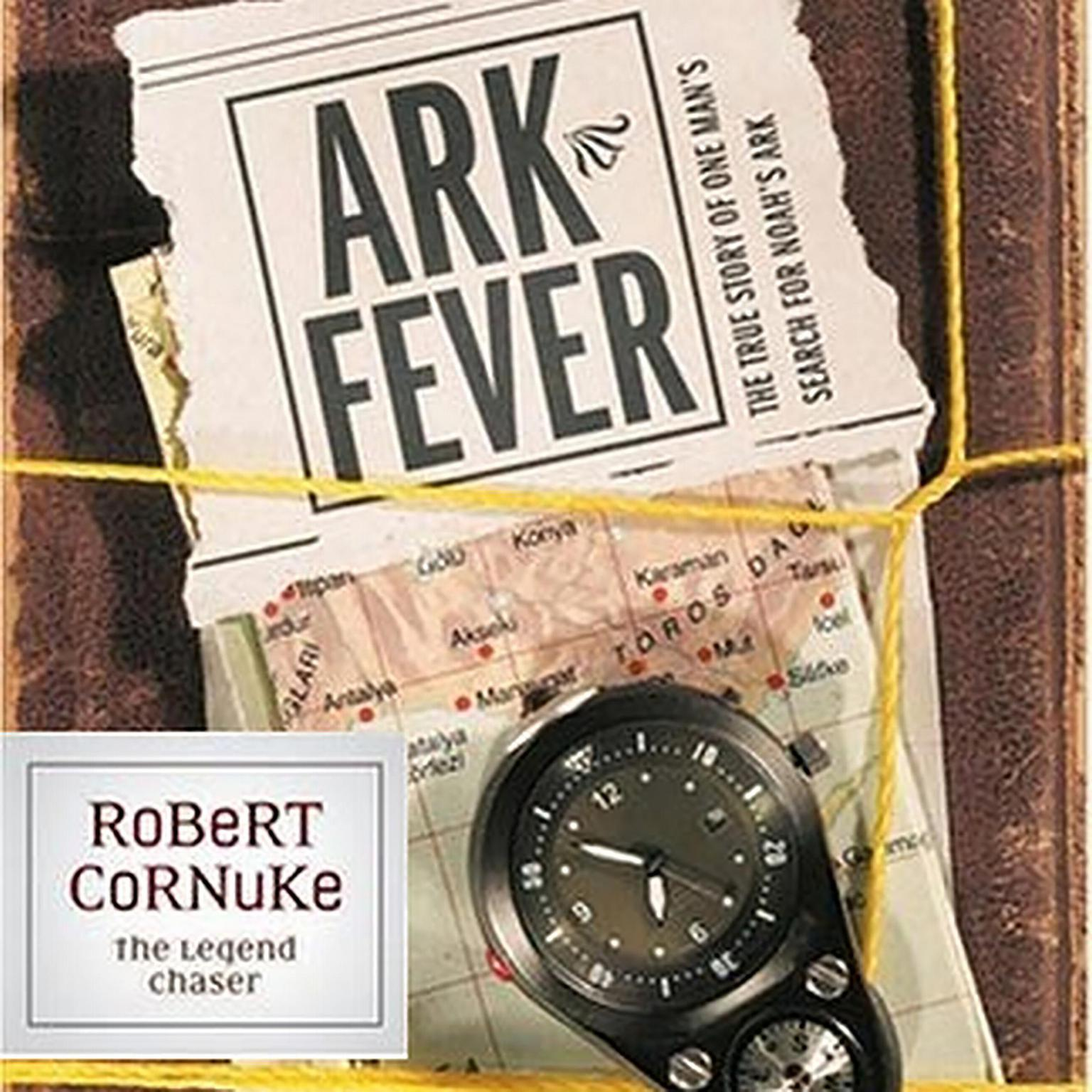 Printable Ark Fever Audiobook Cover Art