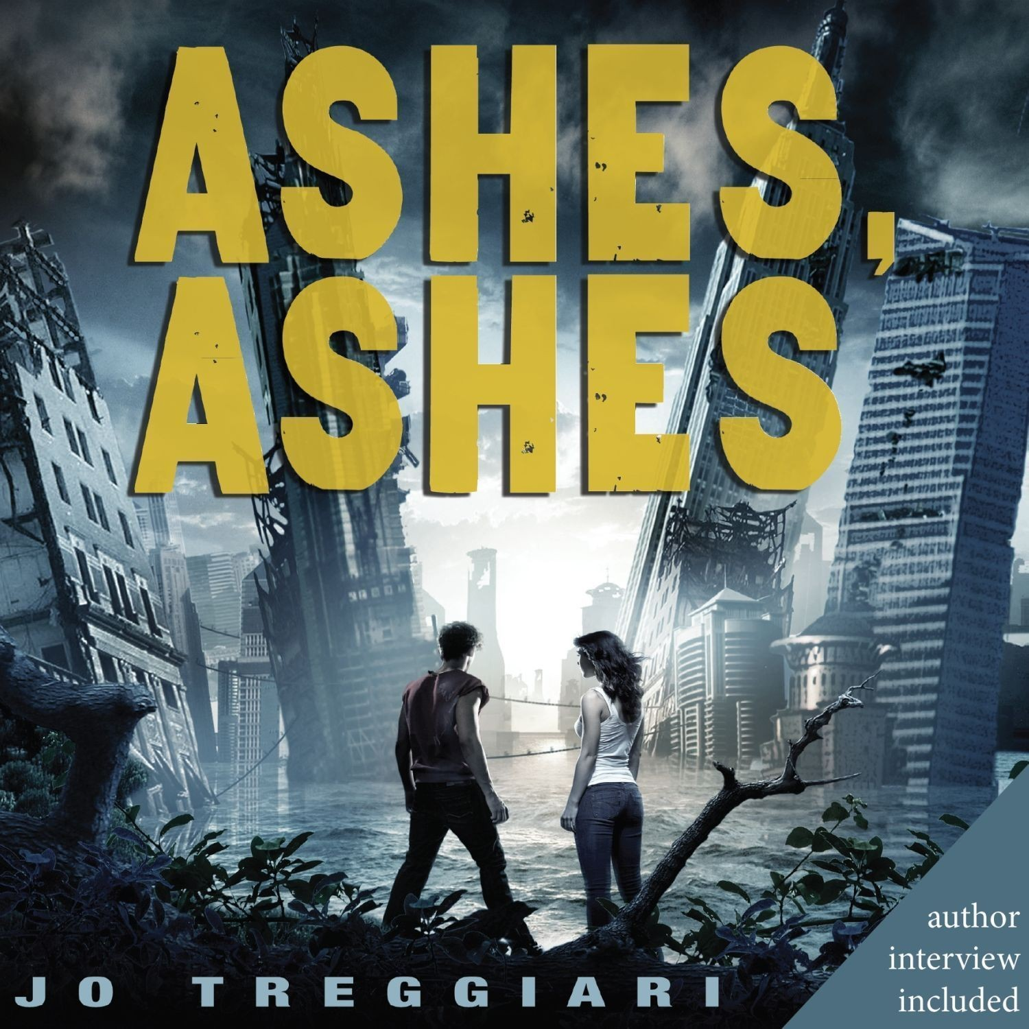 Printable Ashes, Ashes Audiobook Cover Art
