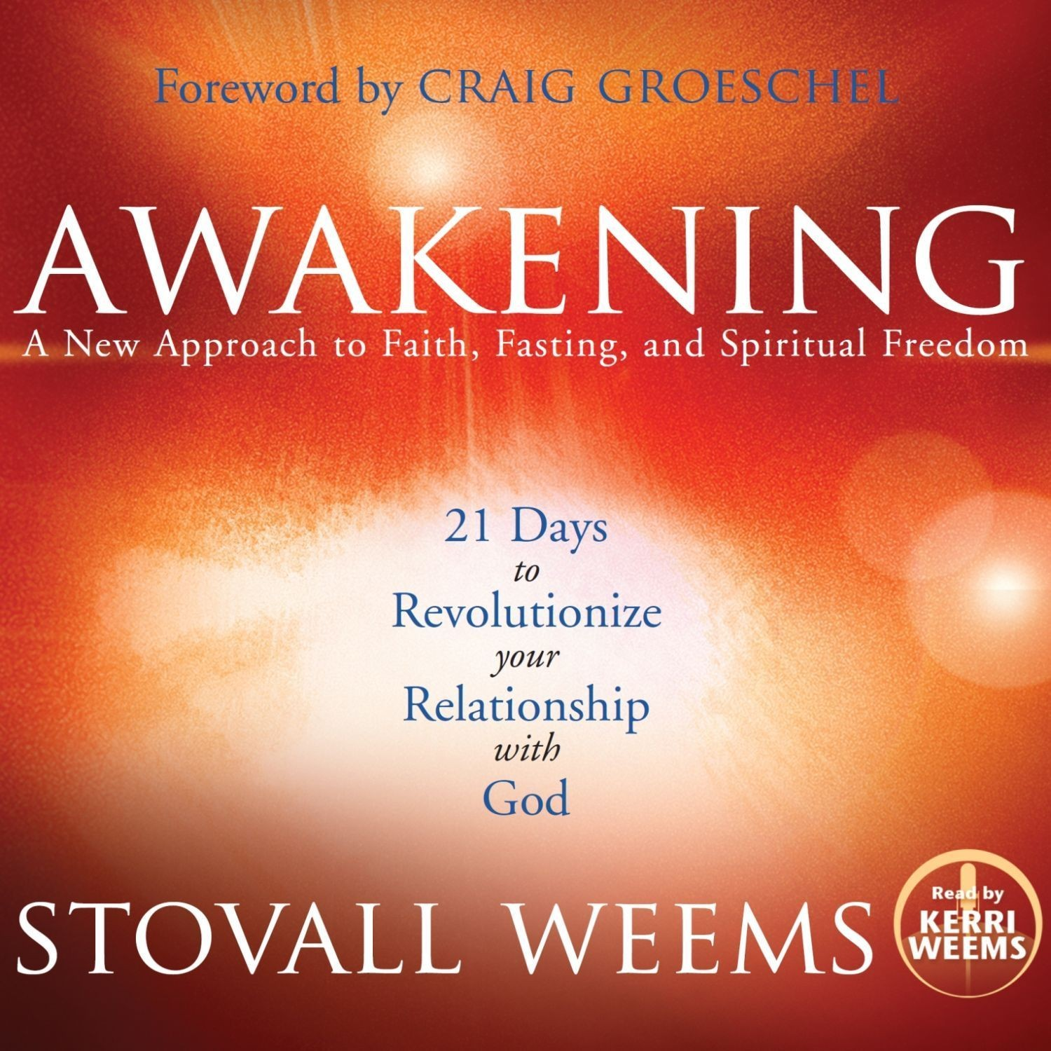 Printable Awakening: A New Approach to Faith, Fasting, and Spiritual Freedom Audiobook Cover Art