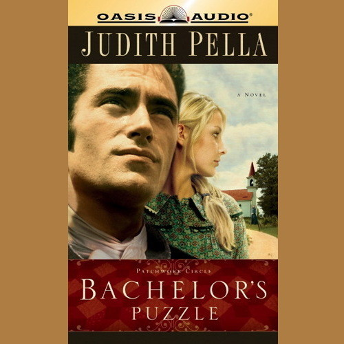 Printable Bachelor's Puzzle Audiobook Cover Art