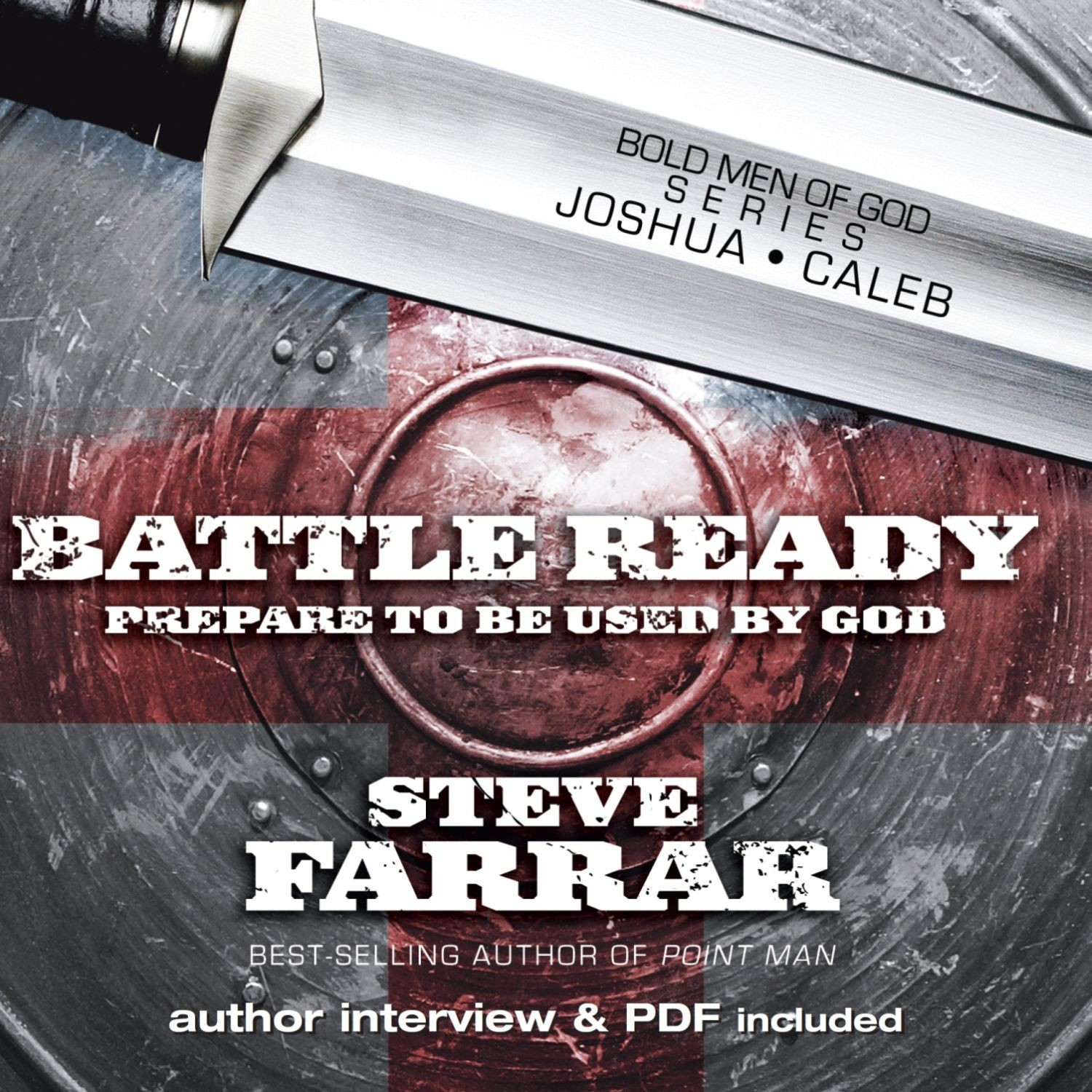 Printable Battle Ready: Prepare to Be Used By God Audiobook Cover Art