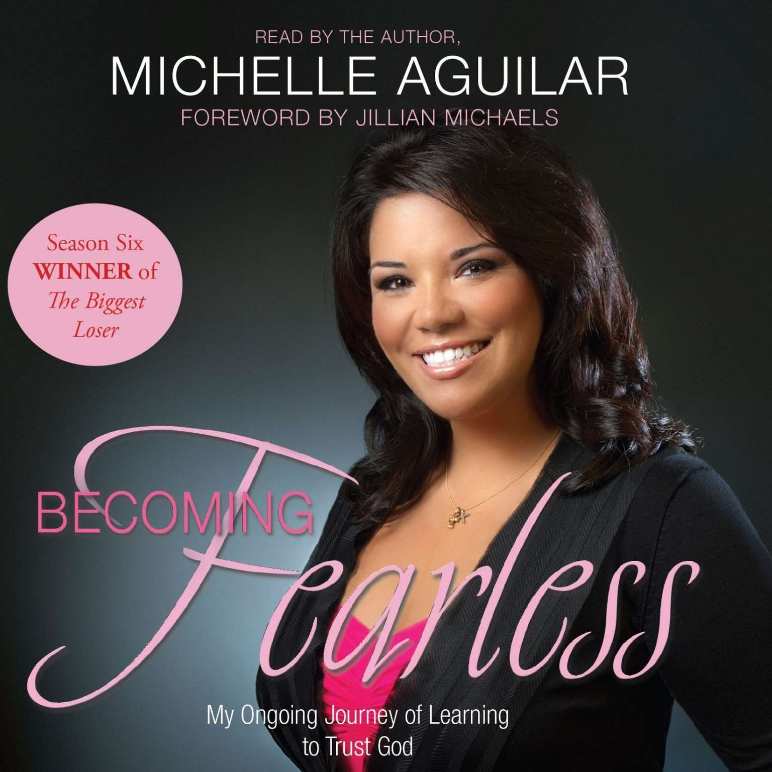 Printable Becoming Fearless: My Ongoing Journey of Learning to Trust God Audiobook Cover Art