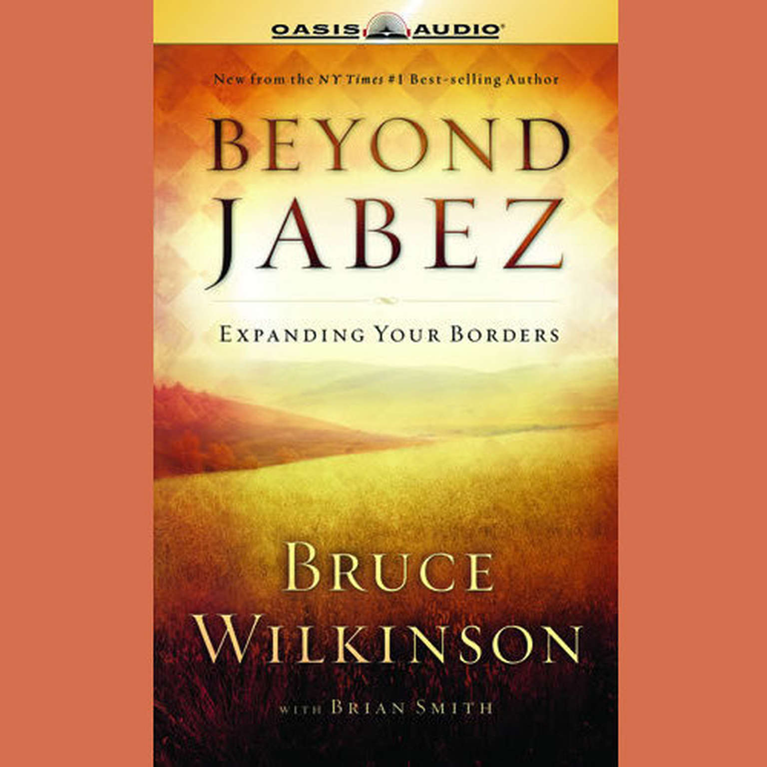 Printable Beyond Jabez: Expanding Your Borders Audiobook Cover Art