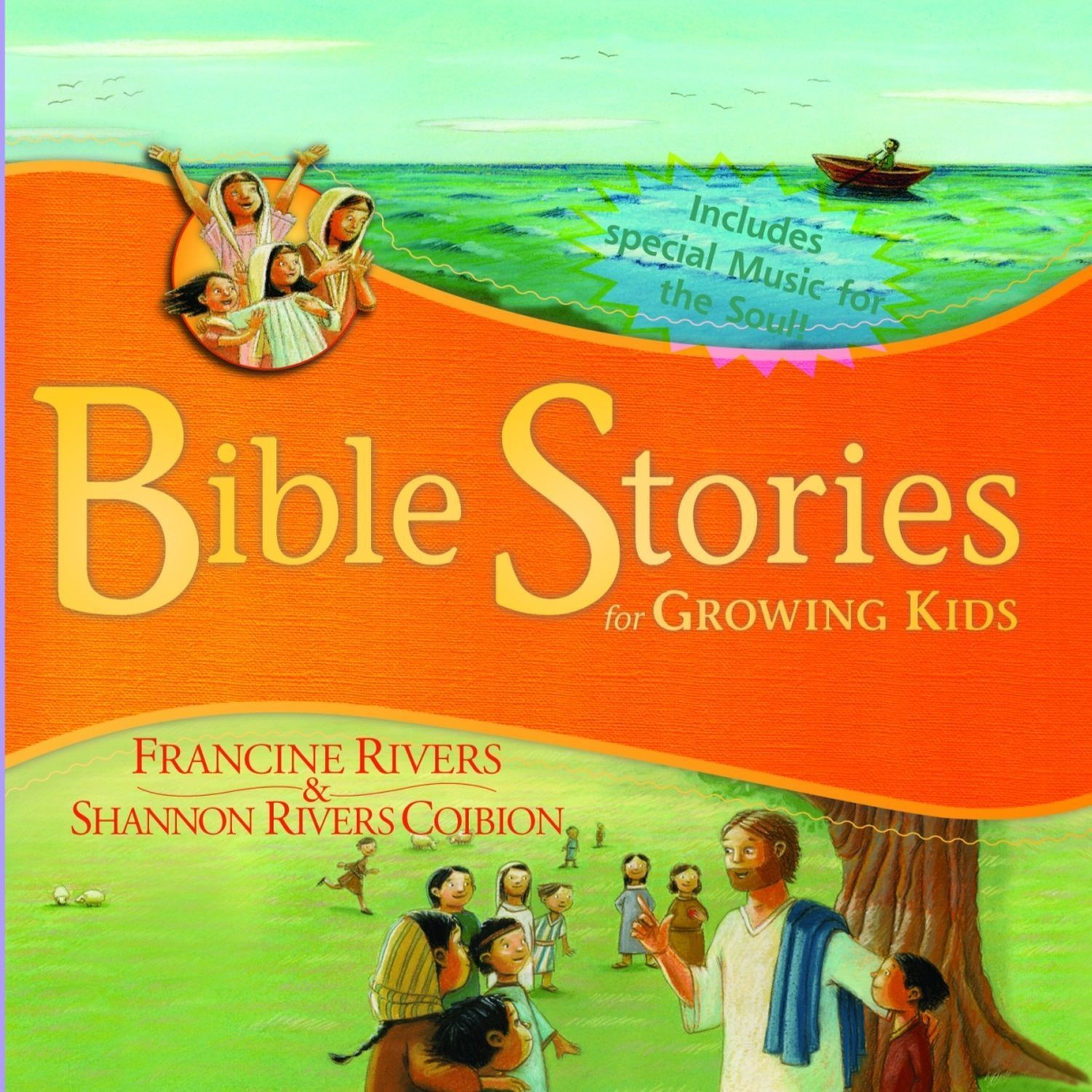 Printable Bible Stories for Growing Kids Audiobook Cover Art