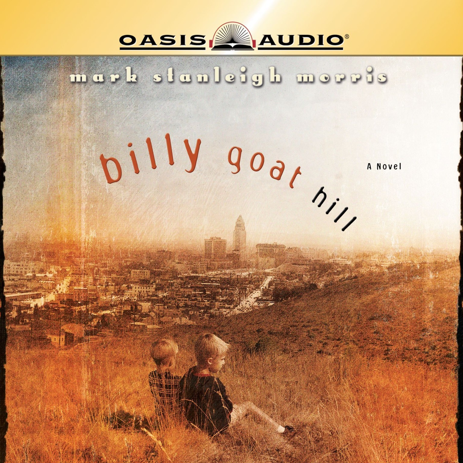 Printable Billy Goat Hill Audiobook Cover Art