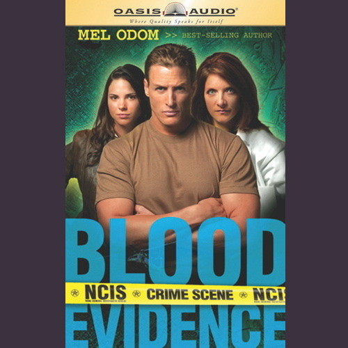 Printable Blood Evidence: NCIS Audiobook Cover Art