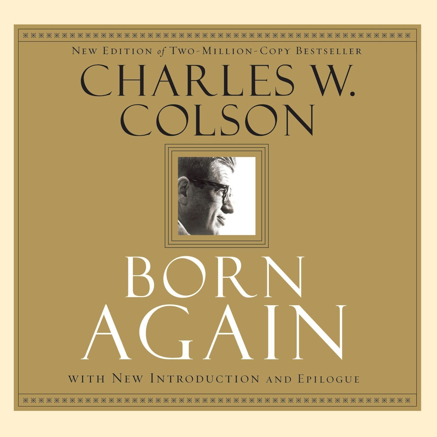 Printable Born Again: What Really Happened to the White House Hatchet Man Audiobook Cover Art