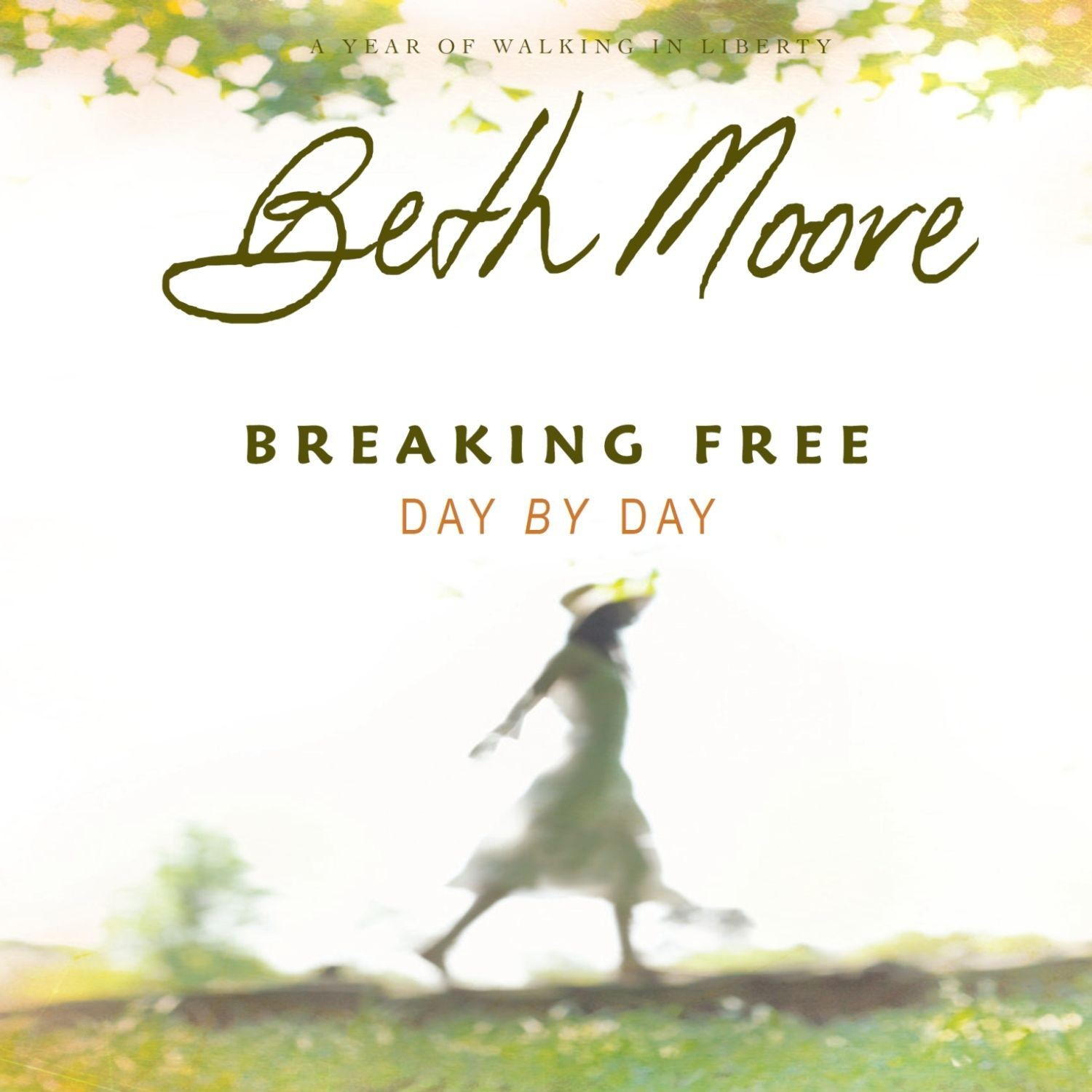 Printable Breaking Free Day by Day Audiobook Cover Art