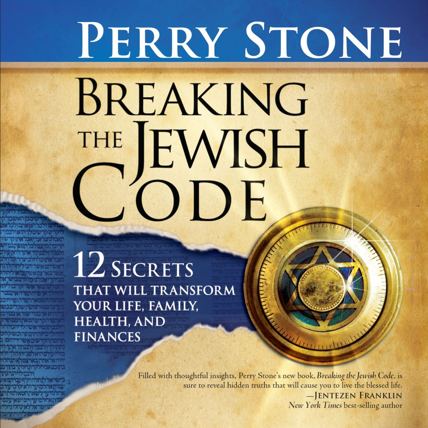 Printable Breaking the Jewish Code: 12 Secrets That Will Transform Your Life, Family, Health, and Finances Audiobook Cover Art