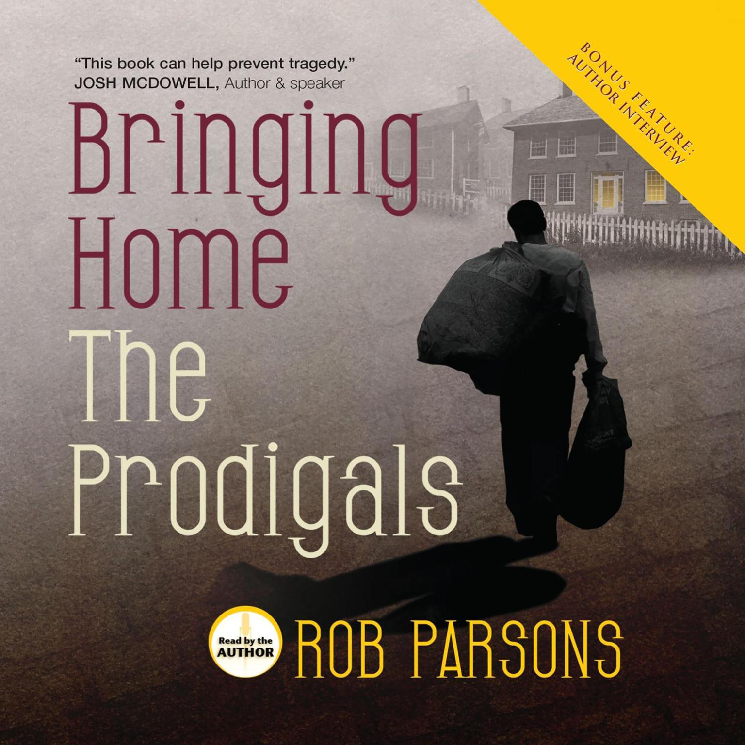 Printable Bringing Home the Prodigals Audiobook Cover Art