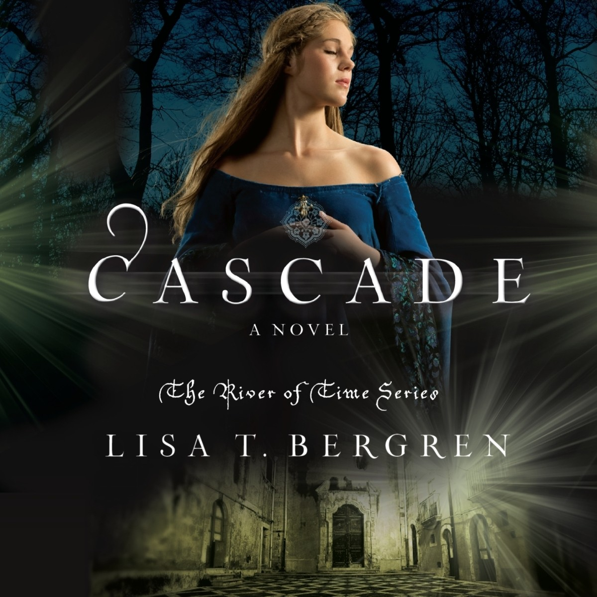 Printable Cascade Audiobook Cover Art