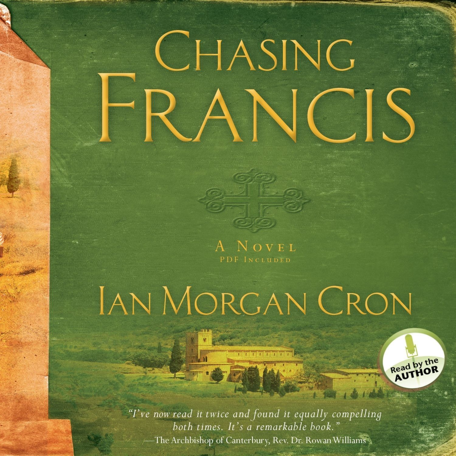 Printable Chasing Francis Audiobook Cover Art