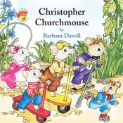 Christopher Churchmouse, by Barbara Davoll
