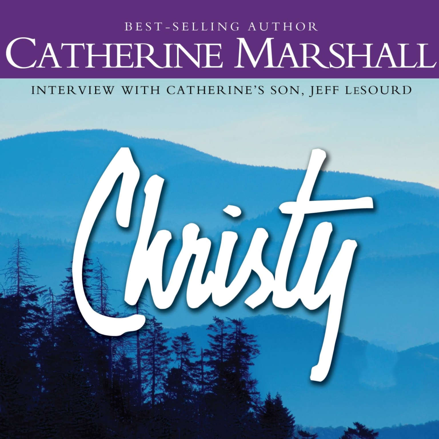 Printable Christy Audiobook Cover Art