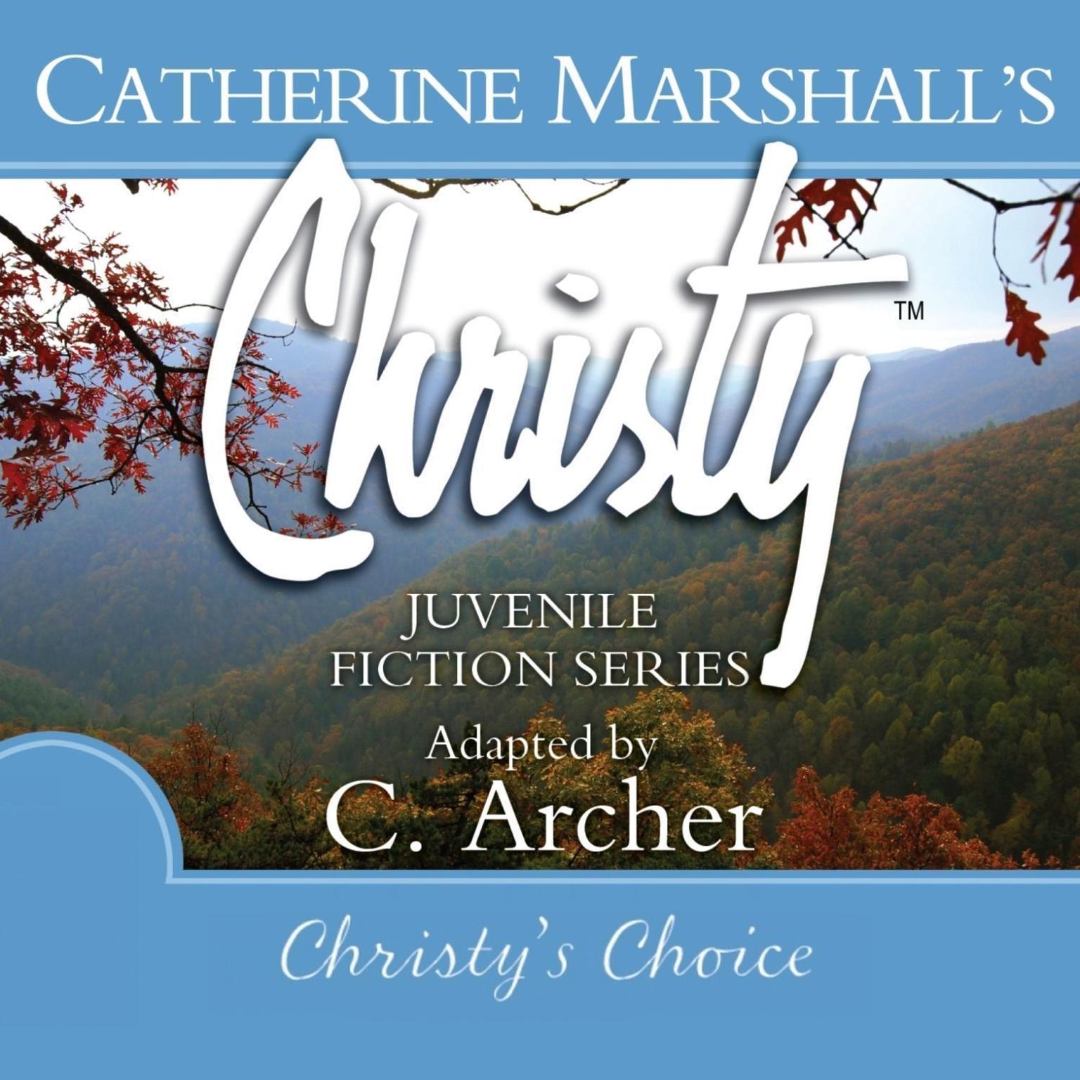 Printable Christy's Choice Audiobook Cover Art