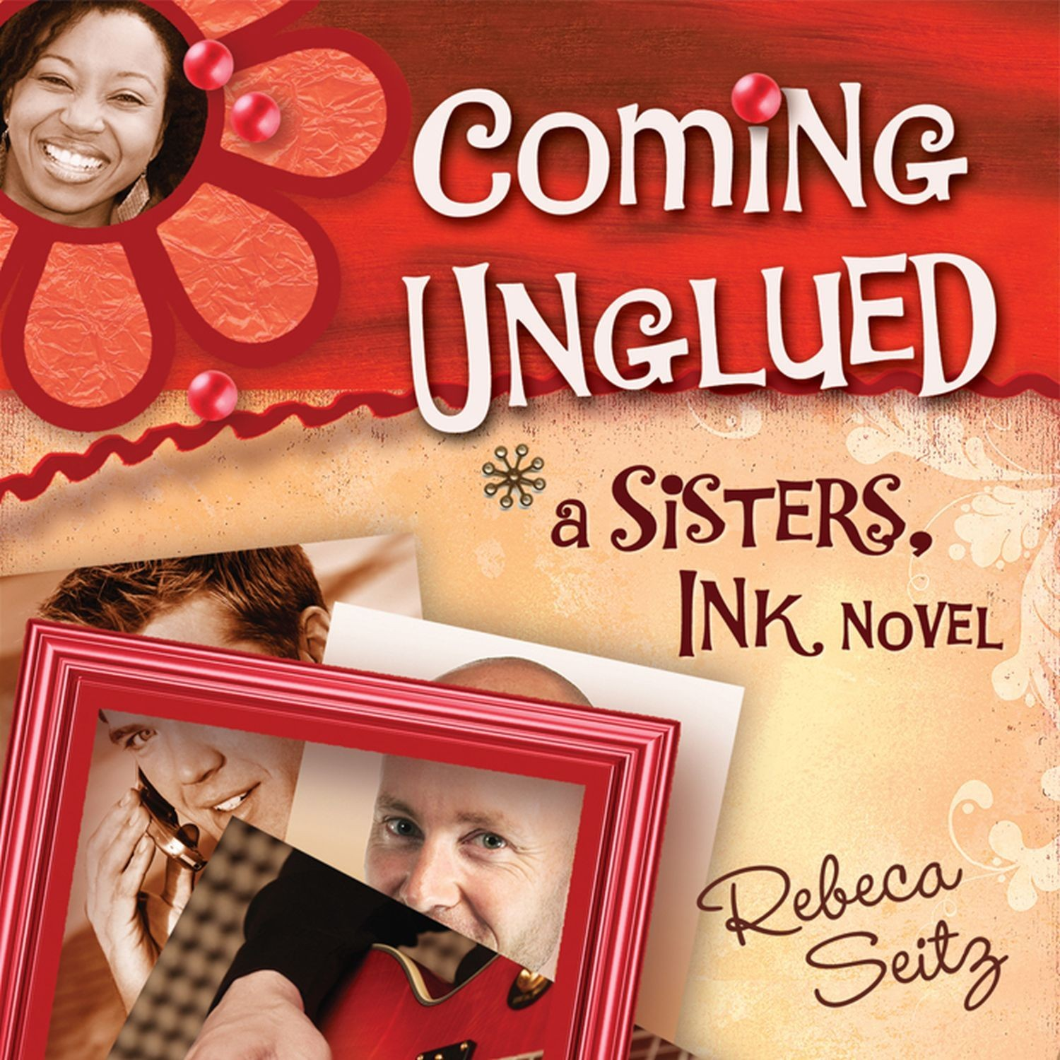 Printable Coming Unglued Audiobook Cover Art