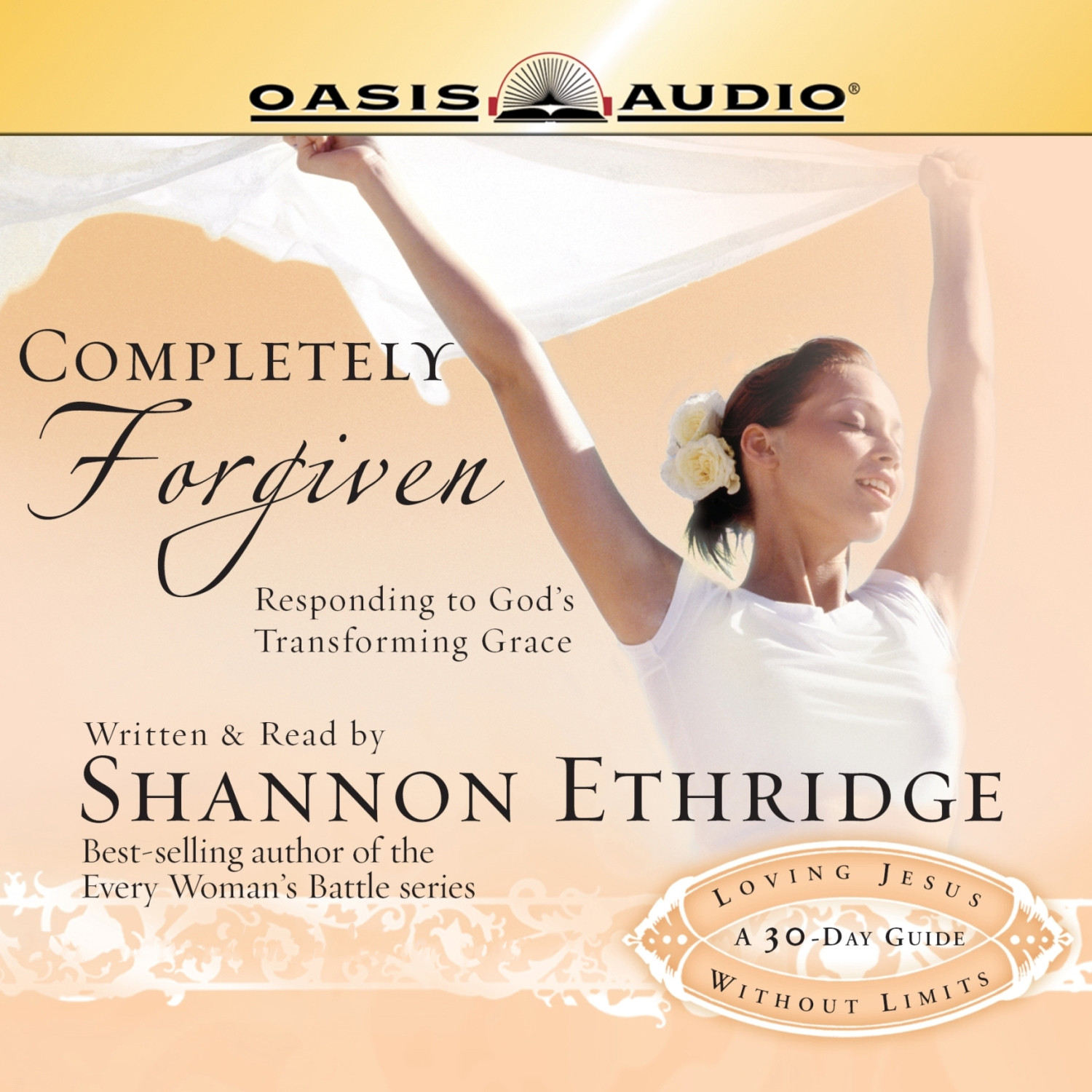 Printable Completely Forgiven: Responding to God's Transforming Grace Audiobook Cover Art