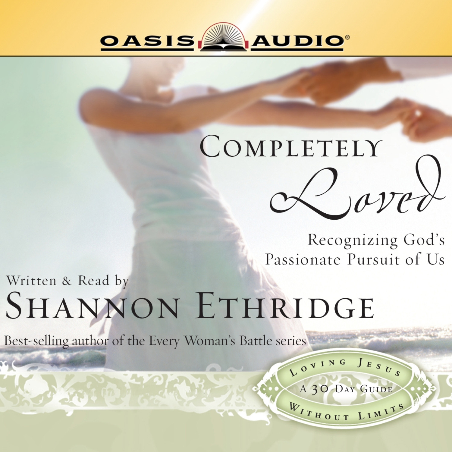 Printable Completely Loved: Recognizing God's Passionate Pursuit of Us Audiobook Cover Art