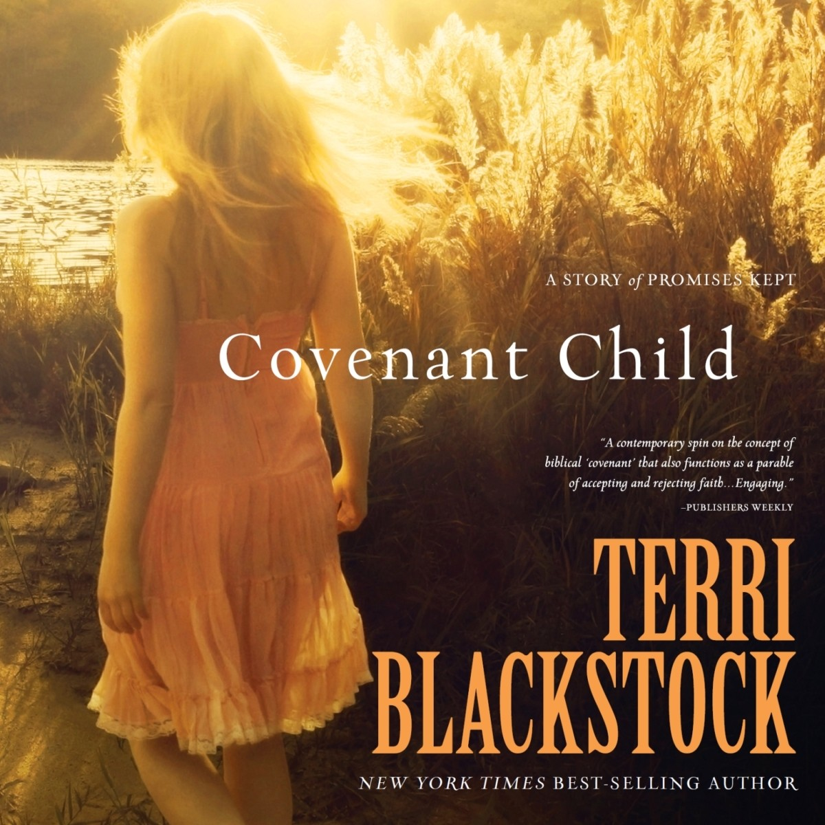 Printable Covenant Child Audiobook Cover Art