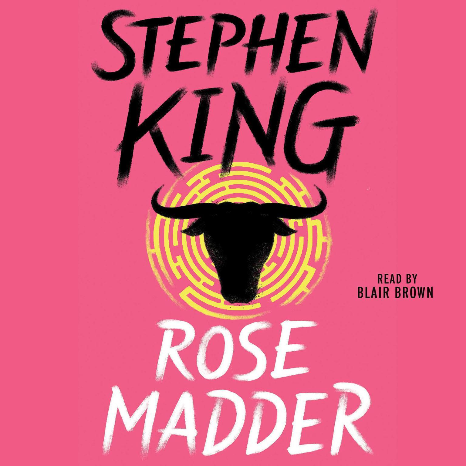 Rose Madder Audiobook, by Stephen King