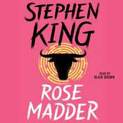 Rose Madder Audiobook, by Stephen King