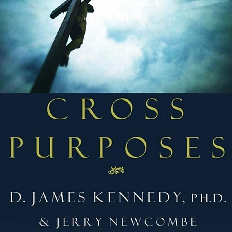 Printable Cross Purposes: Discovering the Great Love of God for You Audiobook Cover Art