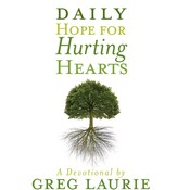Daily Hope for Hurting Hearts: A Devotional Audiobook, by Greg Laurie