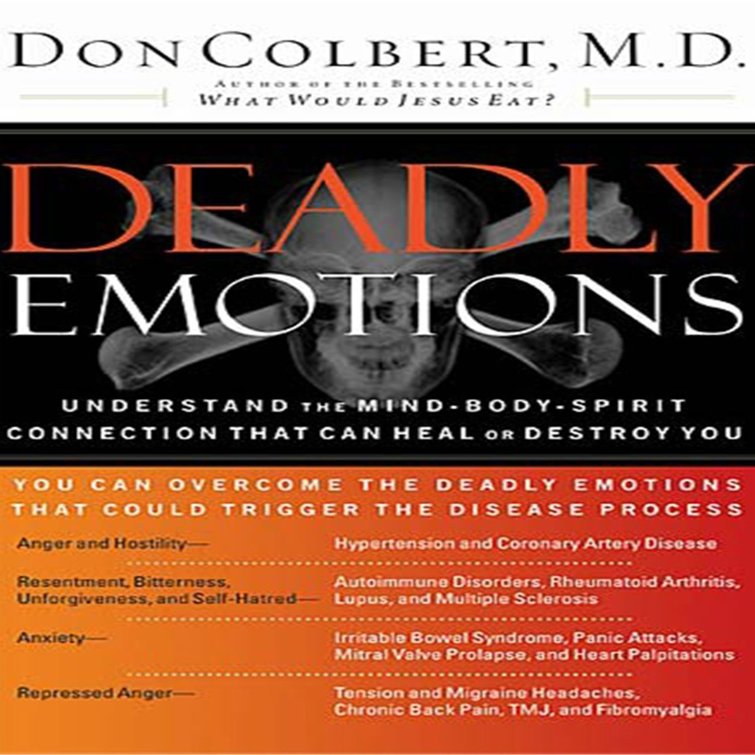 Printable Deadly Emotions Audiobook Cover Art