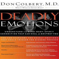 Deadly Emotions Audiobook, by Don Colbert