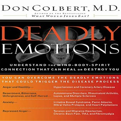 Deadly Emotions Audiobook, by